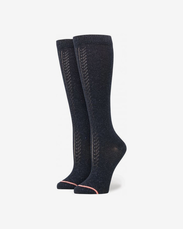 Stance Front Line Socken Blau