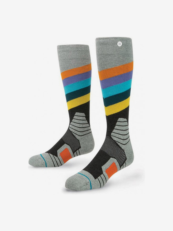 Stance Golden Veins Socken Grau mehrfarben