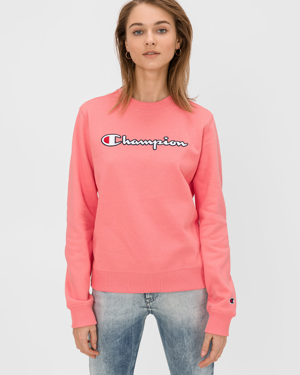 Champion Sweatshirt Rosa