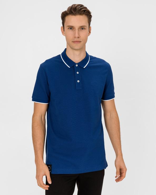 BOSS Parlay 87 Polo Tricou Albastru