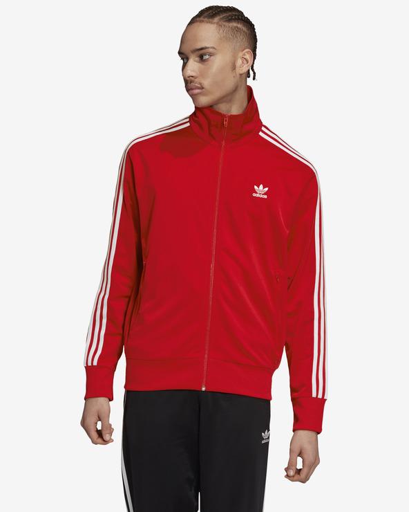 adidas Originals Firebird Sweatshirt Rot
