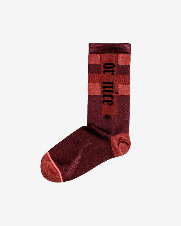 Stance The Thottie Socken Rot