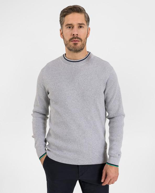Jack & Jones Pullover Grau