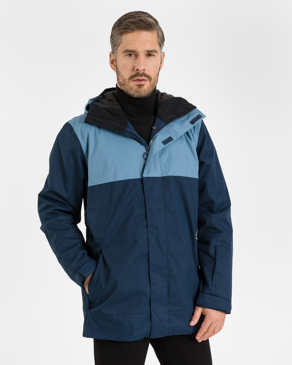 DC Defy Jacket Blau