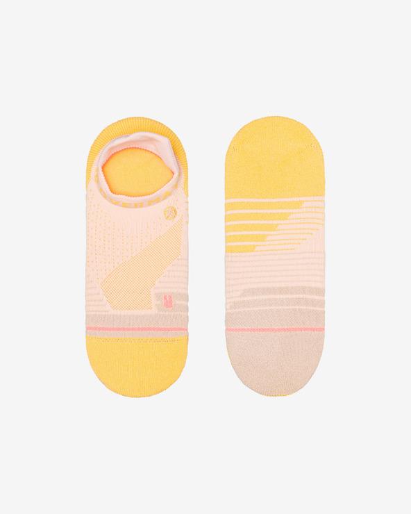 Stance Mind Over Matter Tab Socken Gelb Beige