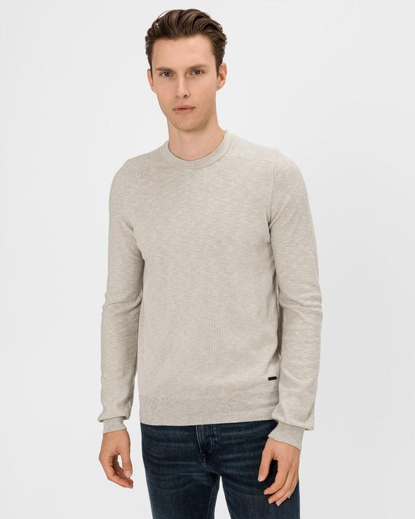 BOSS Pullover Beige