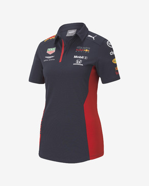 Puma Red Bull Team Polo triko