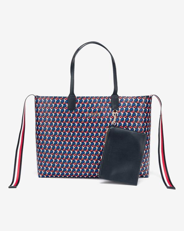 Tommy Hilfiger Iconic Handtasche Blau