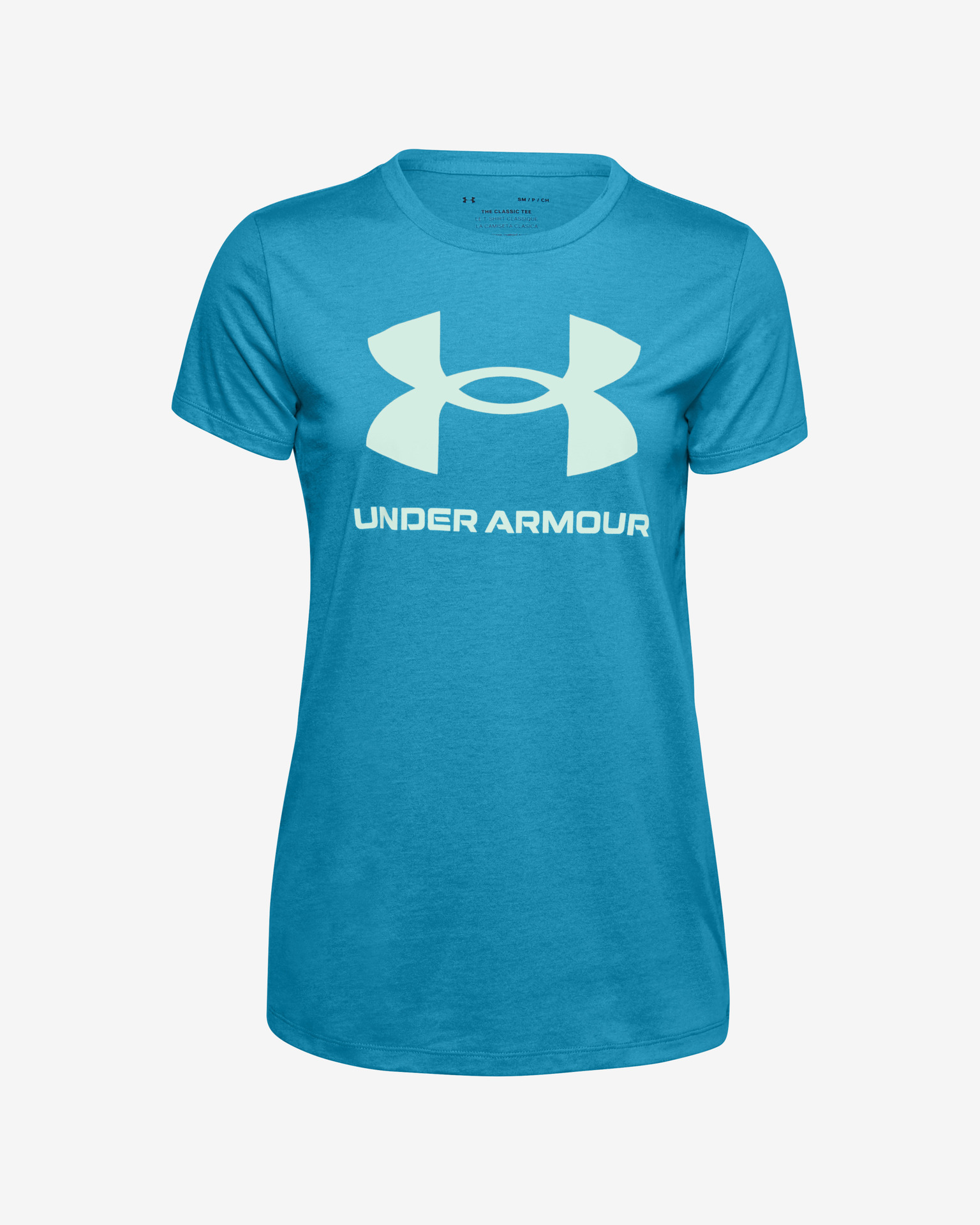 Mala suerte Sofocante por favor no lo hagas  Under Armour - Live Sportstyle Graphic T-shirt Bibloo.com
