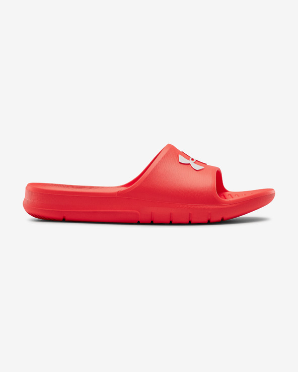 Under Armour Core PTH Pantoffeln Rot