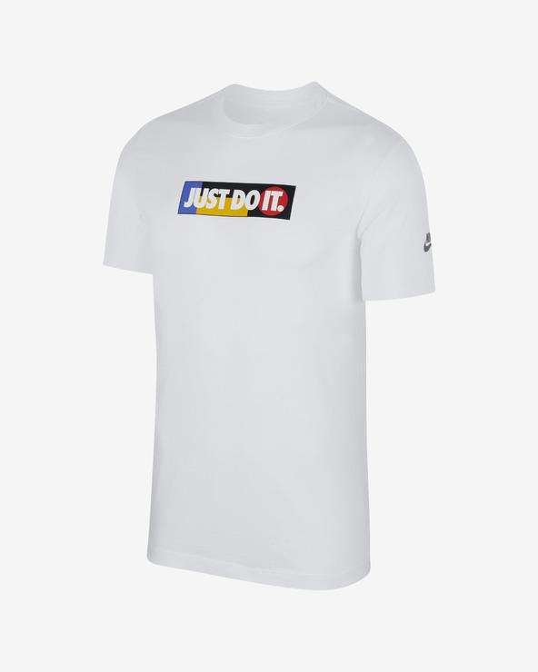 Nike Sportswear JDI T-Shirt Weiß