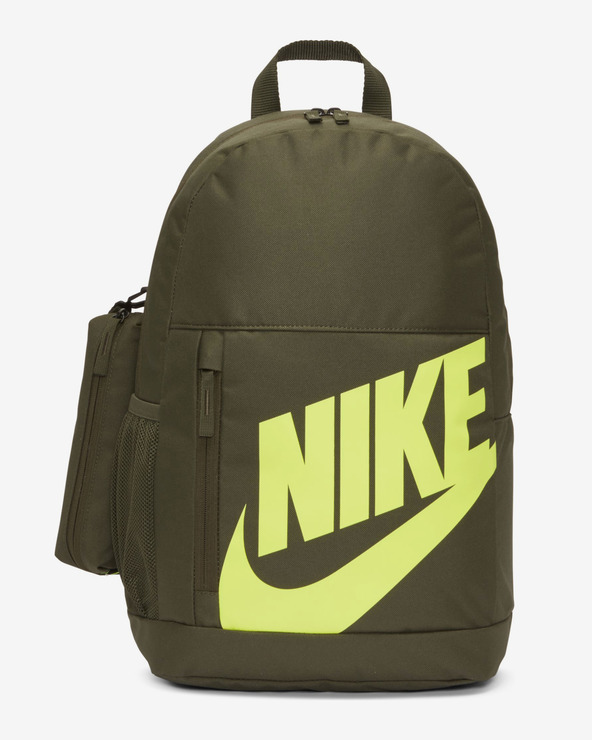 Nike Elemental Rucksack Kinder Grün