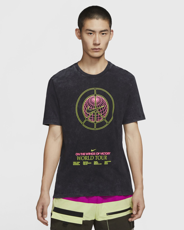 Nike Sportswear T-Shirt Schwarz