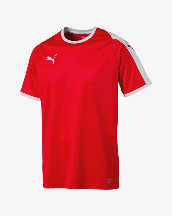 Puma Liga T-Shirt Rot mehrfarben