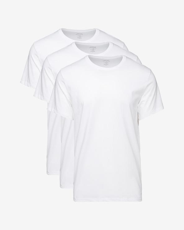 Calvin Klein Unter T-Shirt 3 St. Weiß