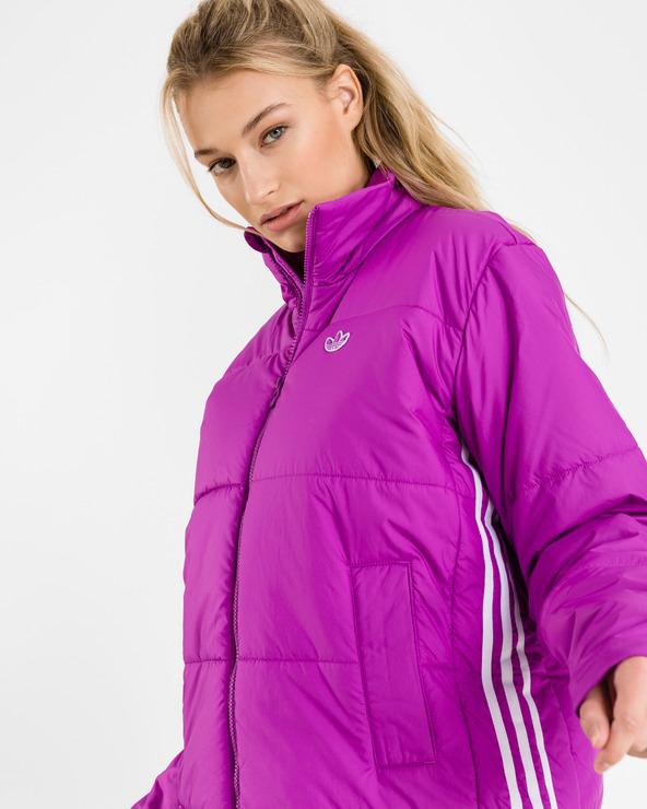 adidas Originals Short Puffer Jacket Rosa Lila