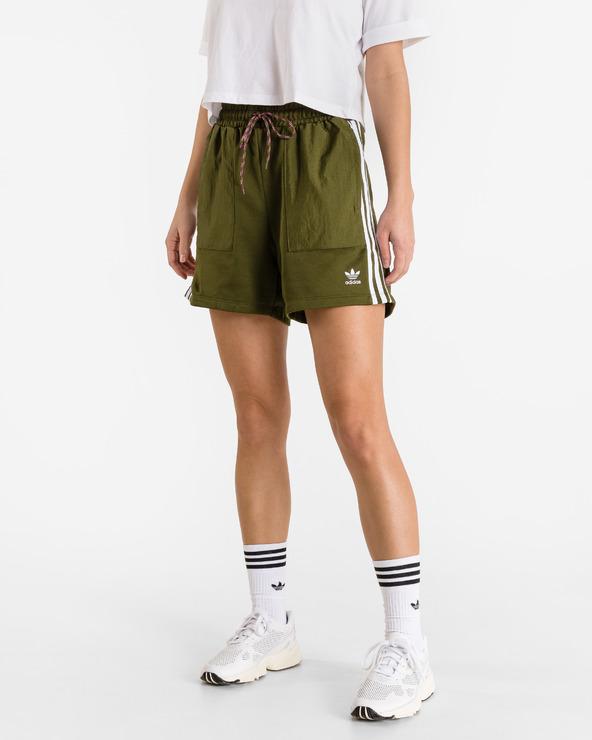 adidas Originals Shorts Grün