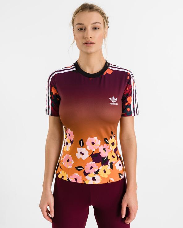 adidas Originals HER Studio London T-Shirt Rot