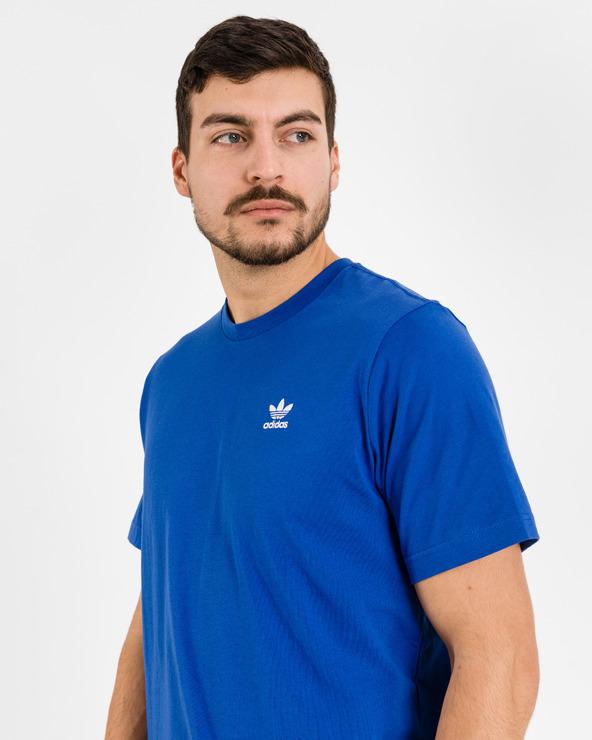 adidas Originals Trefoil Essentials T-Shirt Blau