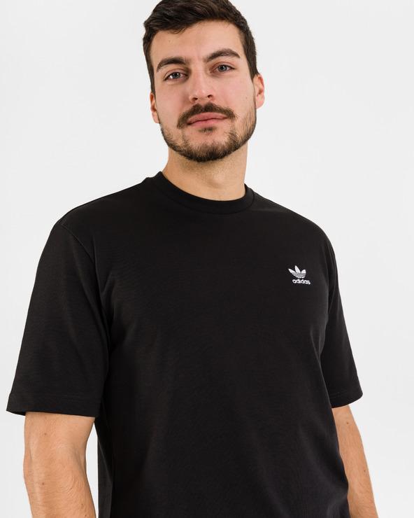 adidas Originals Trefoil Boxy T-Shirt Schwarz