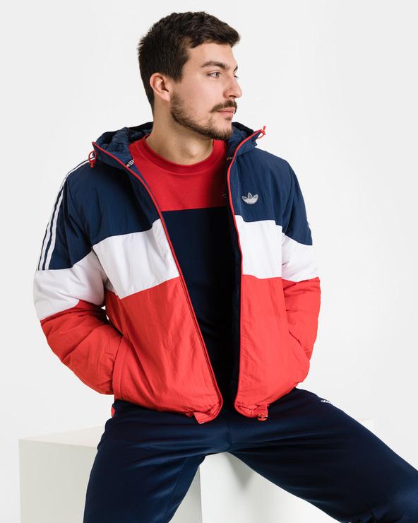 adidas Originals SPRT Padded Jacket Blau Rot