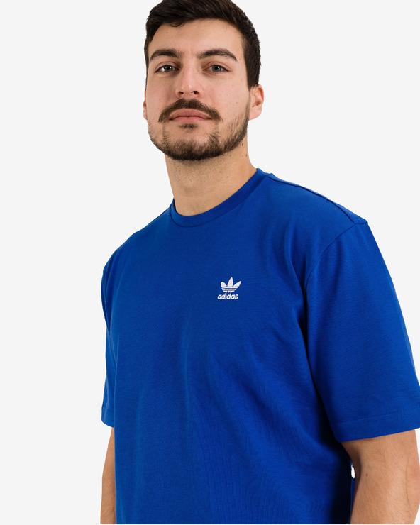 adidas Originals Trefoil Boxy T-Shirt Blau