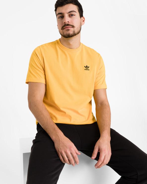 adidas Originals Trefoil Essentials T-Shirt Gelb