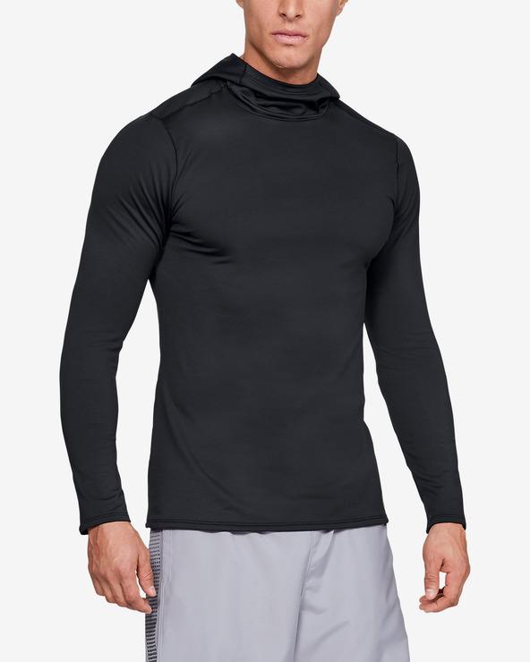 Under Armour ColdGear® T-Shirt Schwarz