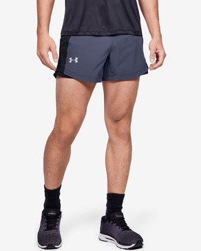 Under Armour Qualifier Speedpocket 5'' Kraťasy