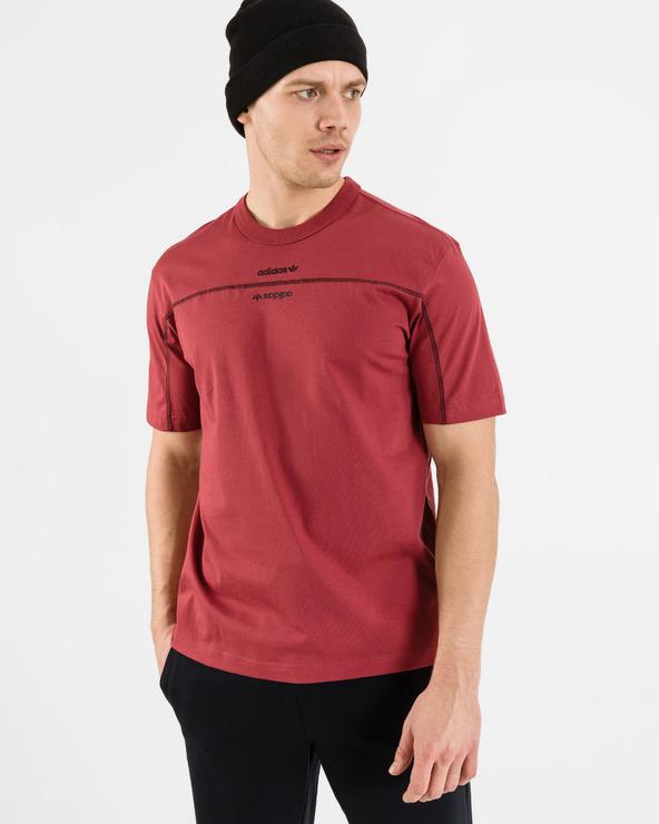 adidas Originals R.Y.V. T-Shirt Rot