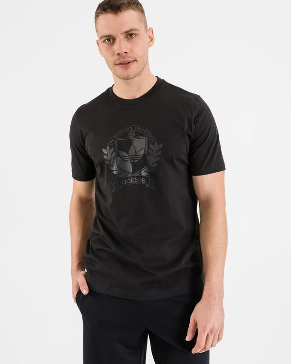 adidas Originals Collegiate T-Shirt Schwarz