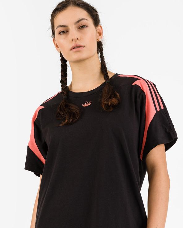 adidas Originals Boyfriend T-Shirt Schwarz