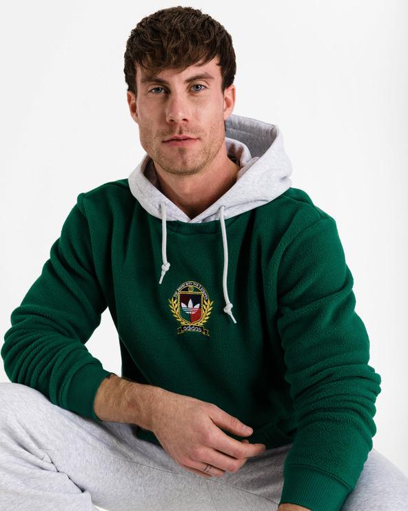 adidas Originals Collegiate Crest Sweatshirt Grün