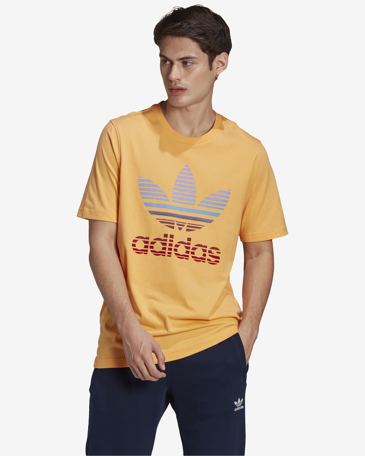 Trefoil Ombre Tričko adidas Originals