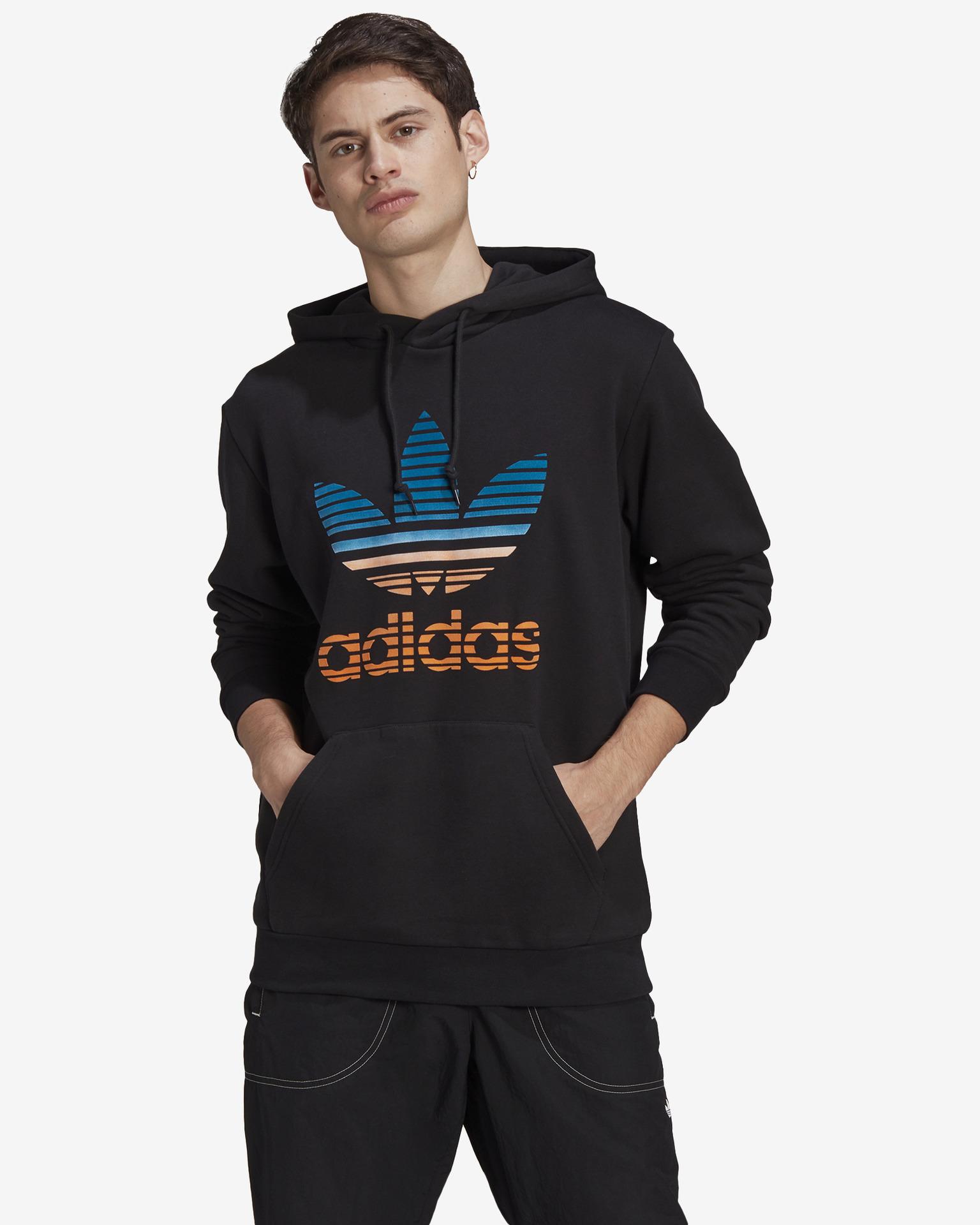 Trefoil Wam-Up Mikina adidas Originals