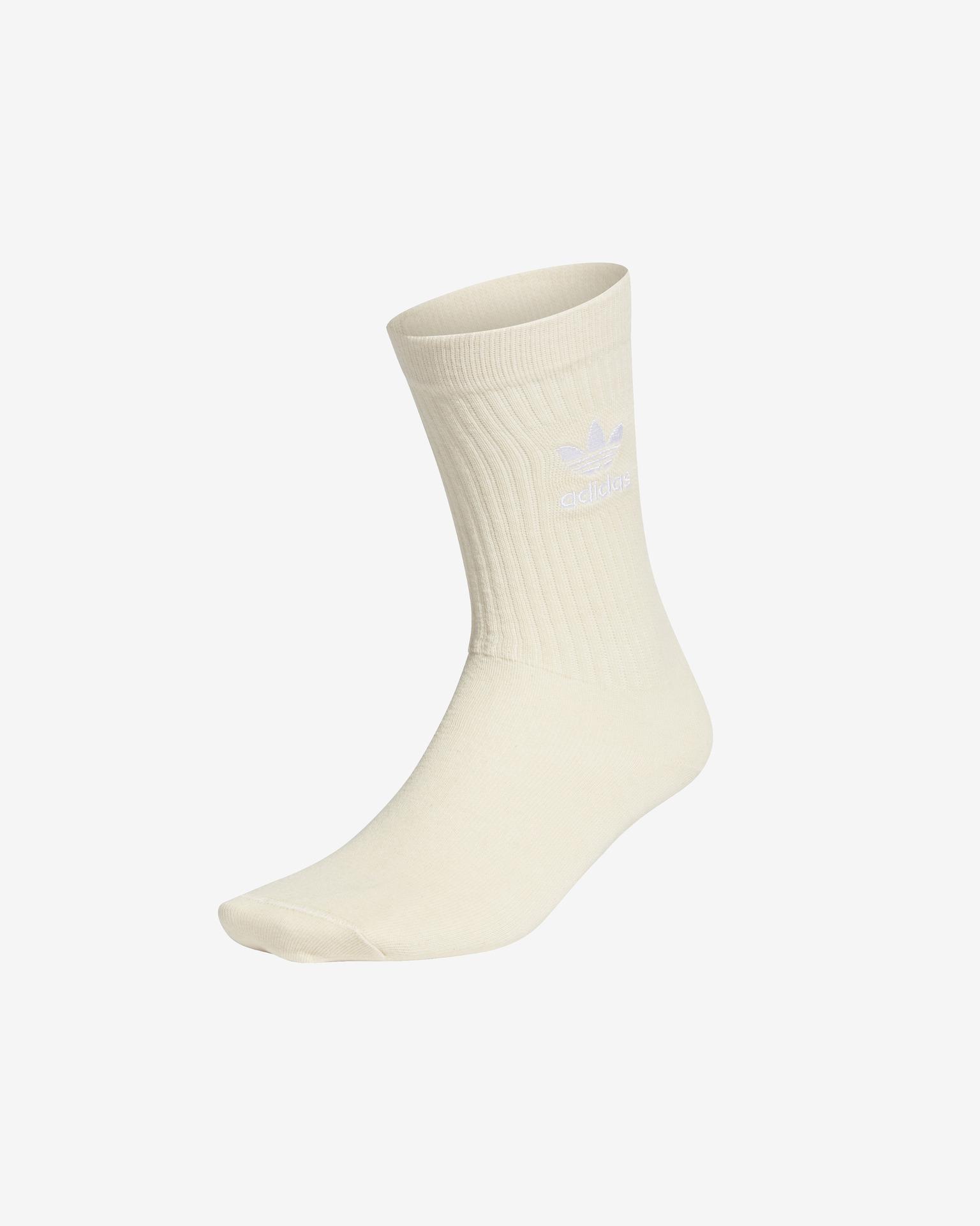 No-Dye Cuff Crew Ponožky adidas Originals