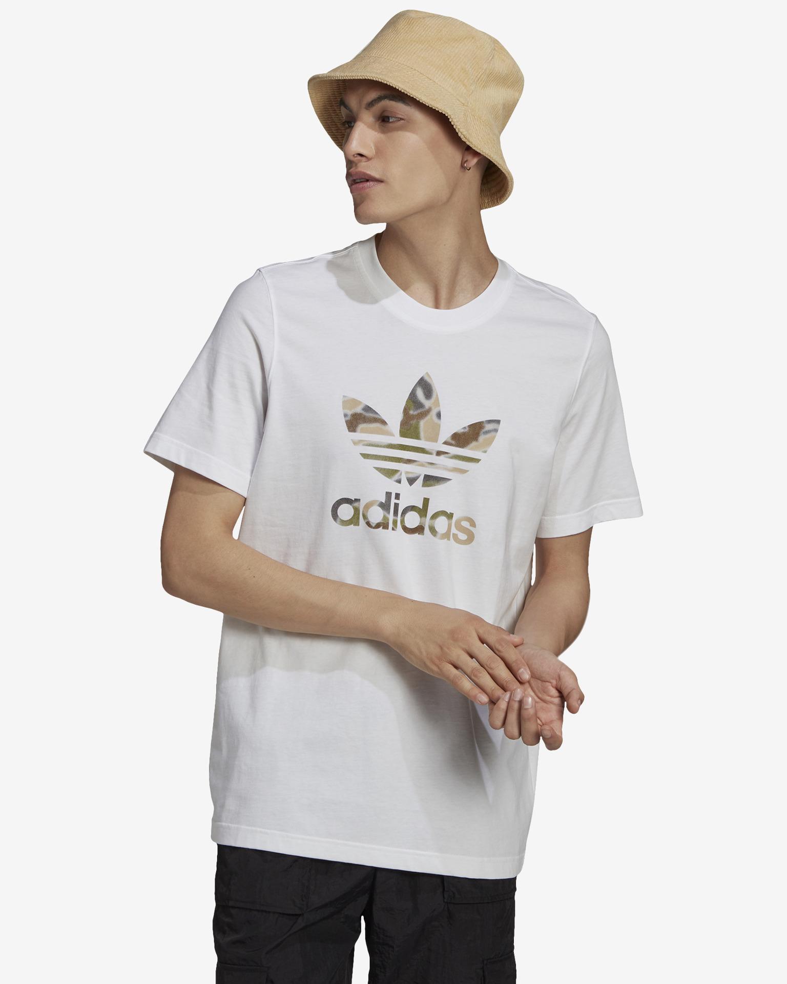 Camo Trefoil Tričko adidas Originals