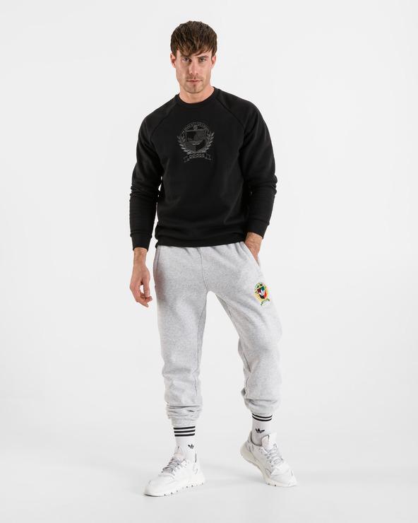 adidas Originals Collegiate Crest Sweatshirt Schwarz