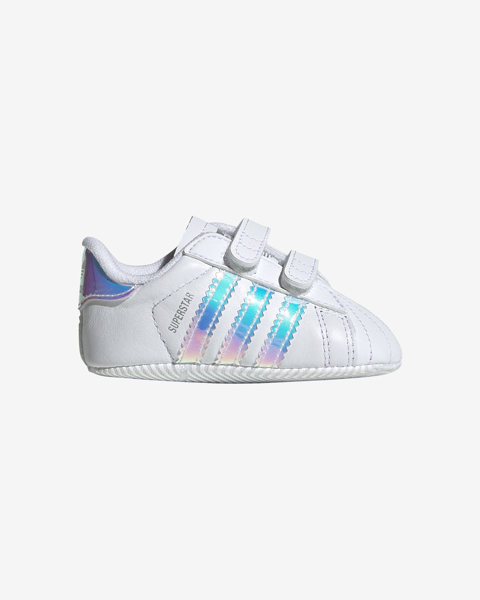 adidas Originals - Superstar Crib Kids Sneakers Bibloo.com
