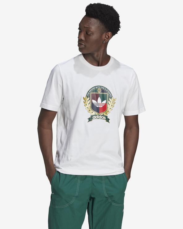 adidas Originals Collegiate T-Shirt Weiß