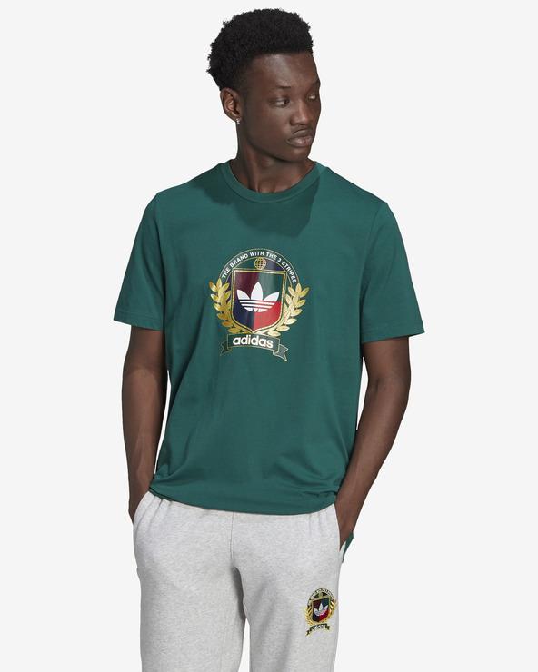adidas Originals Collegiate T-Shirt Grün