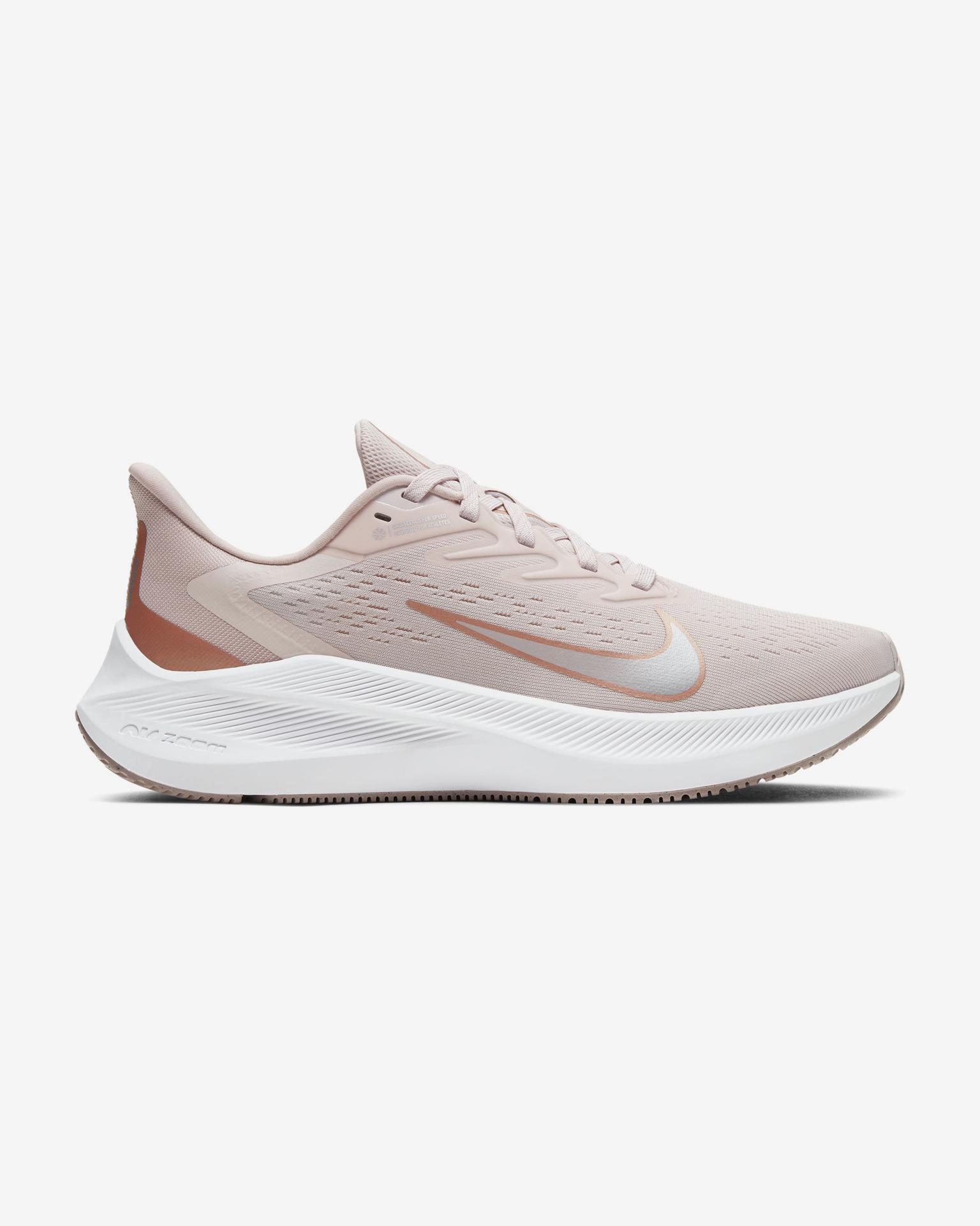 Nike - Air Zoom Winflo 7 Sneakers Bibloo.com