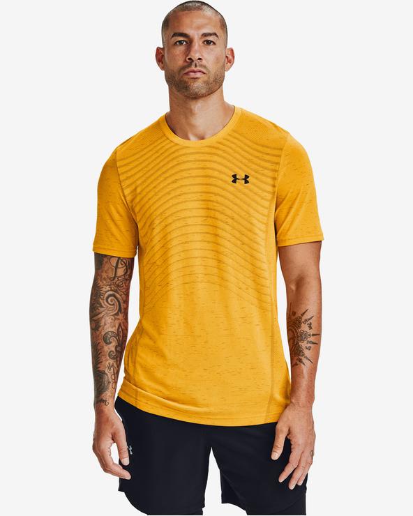 Under Armour Seamless T-Shirt Gelb