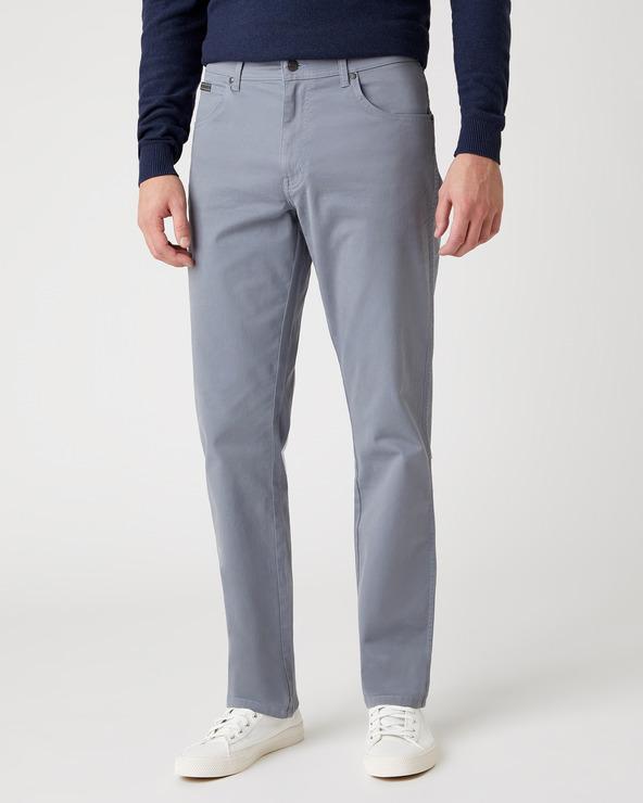 Wrangler Texas Pantaloni Albastru Gri