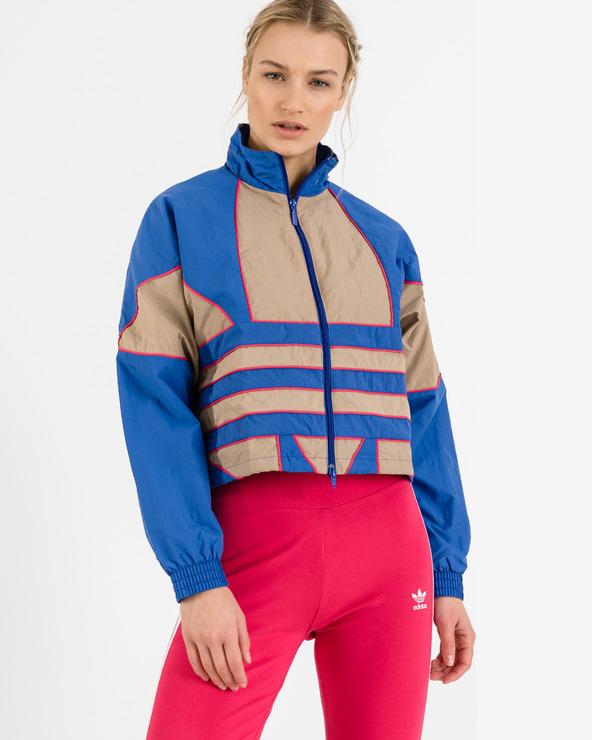 adidas Originals Top Adicolor Large Jacket Blau