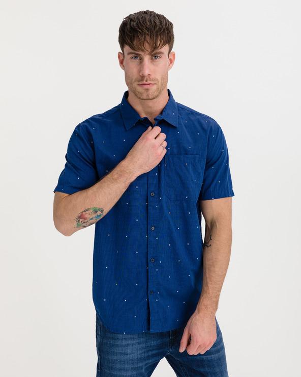 DC Make It Happen Hemd Blau