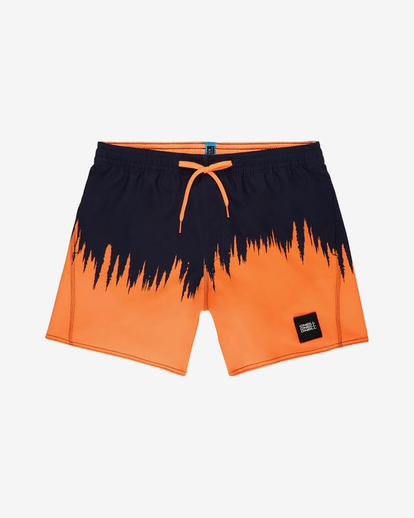 O'Neill Dip Dye Swimsuit Blau Orange