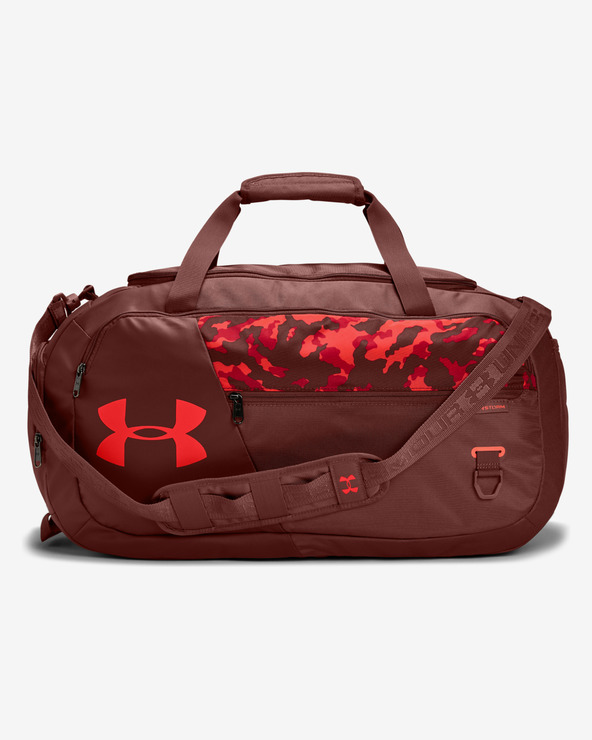 Under Armour Undeniable 4.0 Medium Sportovní Tasche Rot