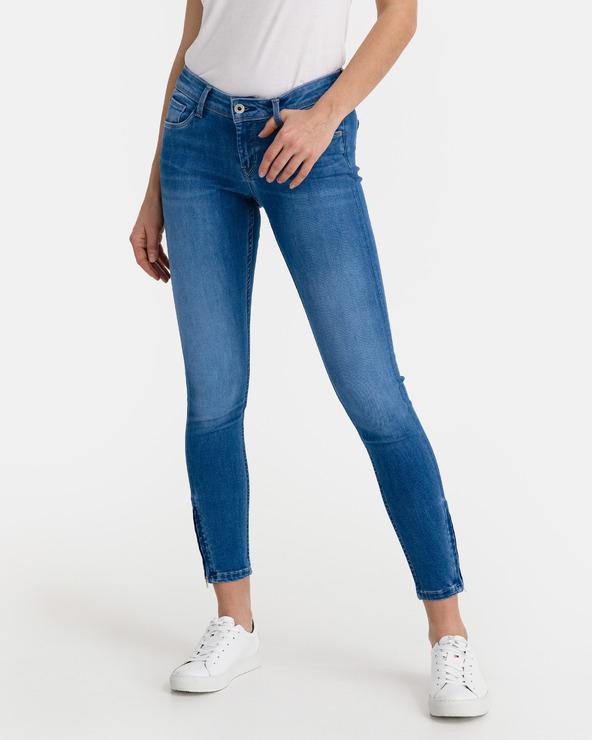 Pepe Jeans Lola Zip Jeans Albastru