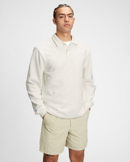 GAP French Terry Polo triko